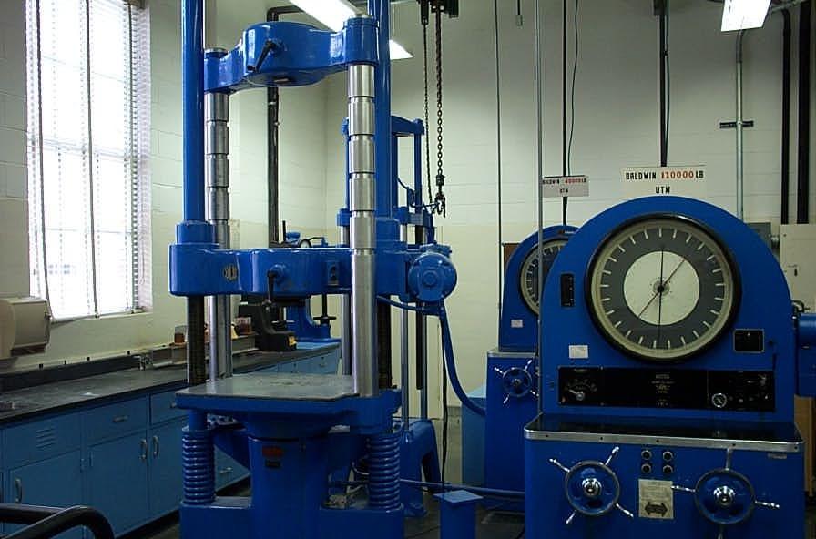 baldwin machine