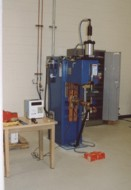 Manufacturing with 100 kVA Spot Welder